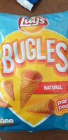 Bugles naturel - Produit - fr