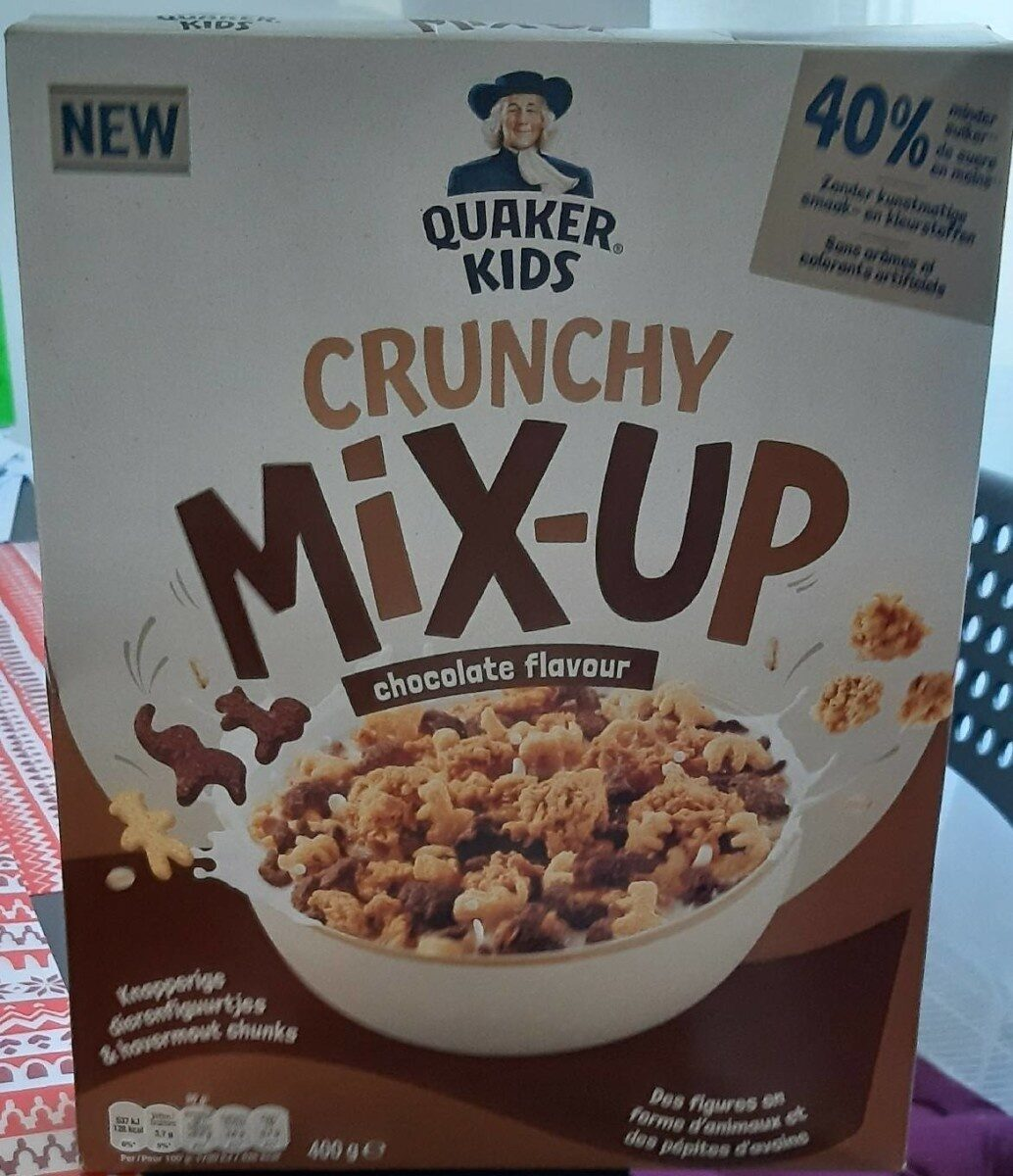 Crunchy Mix-Up - Produit - fr