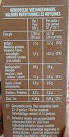 Crunchy Mix-Up - Informations nutritionnelles - fr