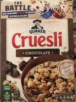 Cruesli Chocolate - Product - fr