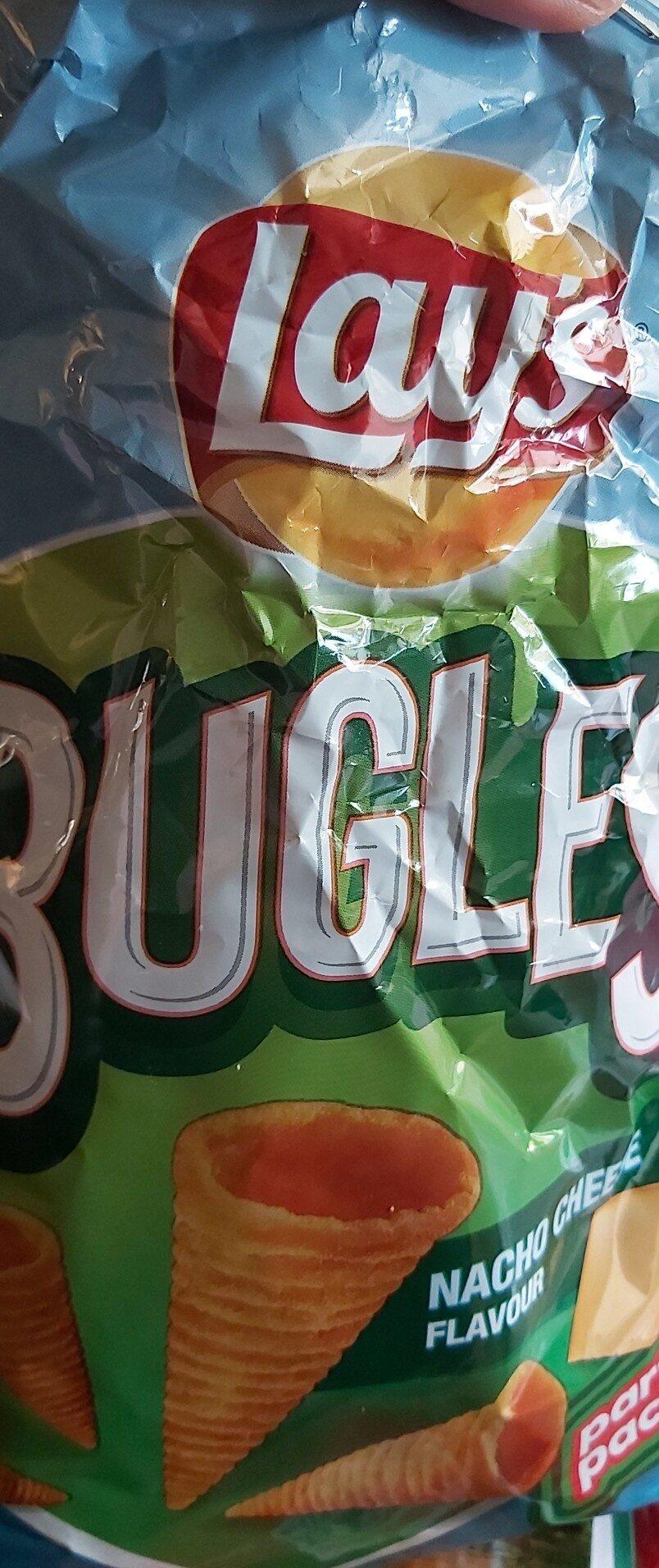 Lay's Bugles Nacho Cheese - Produit - nl