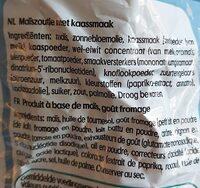 Lay's Bugles Nacho Cheese - Ingredients - en