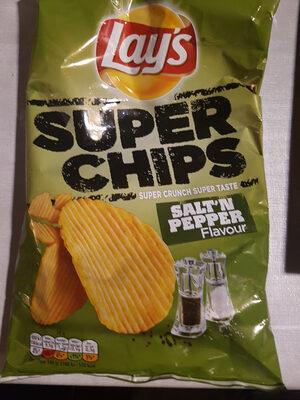 Superchips Salt'n Pepper 200G - Product - fr