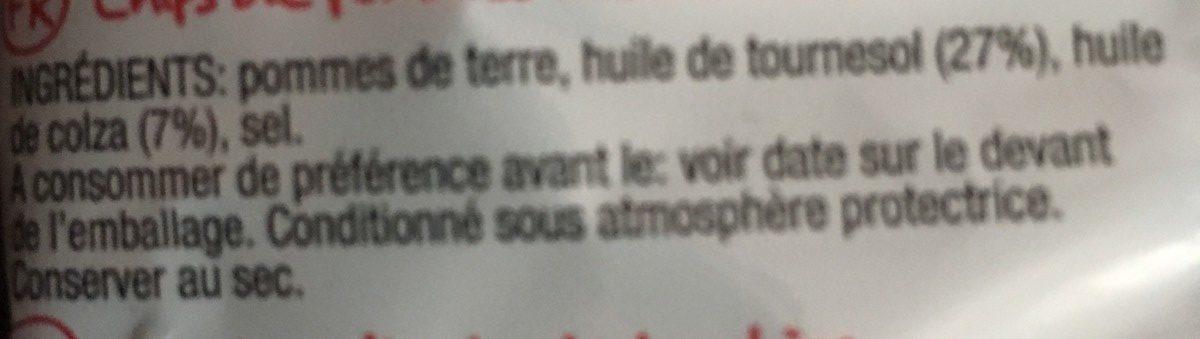 Naturel - Ingrédients - fr