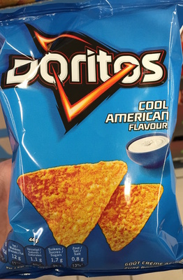 Cool American Flavour - Product - fr