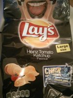 Heinz Tomato Ketchup Chips - Product - en