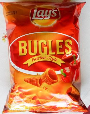 Bugles Paprika-Style - Produkt