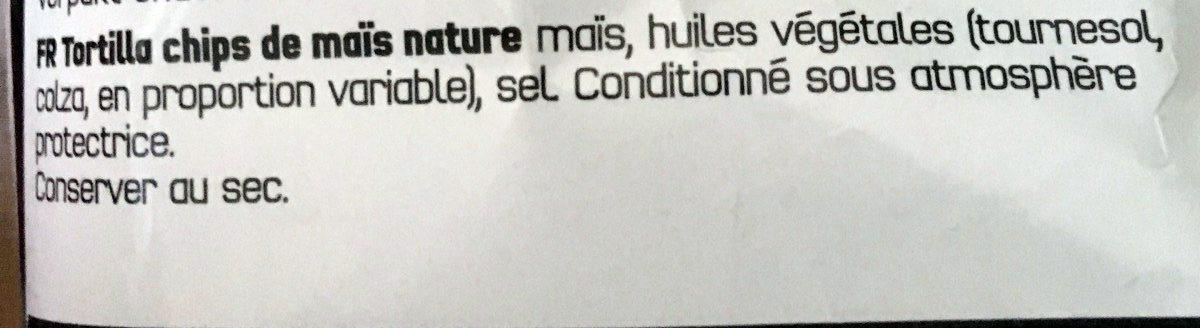 Nature - Ingrediënten