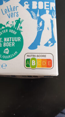AH Halfvolle melk - Nutrition facts - en