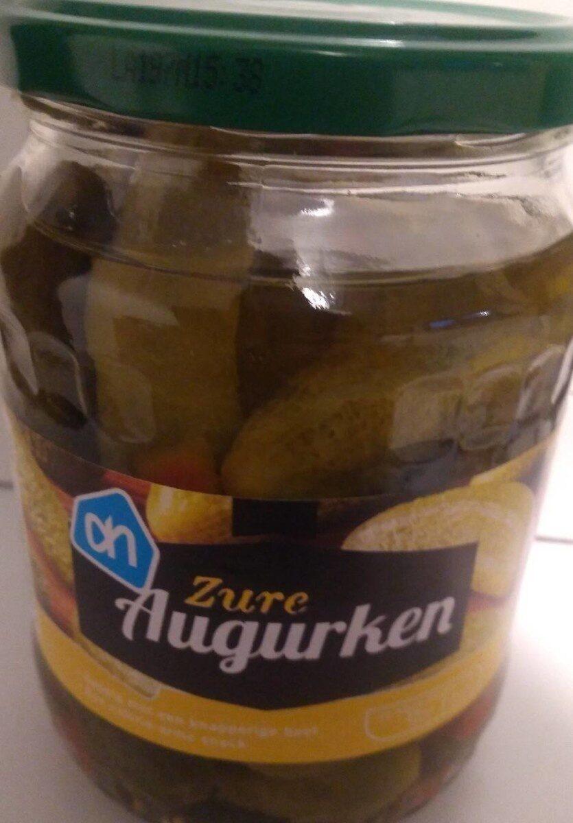 Zure Augurken - Produit - fr