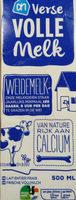 Verse Volle Melk - Product - nl