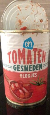 Tomaten gesneden blokjes - Produit - en