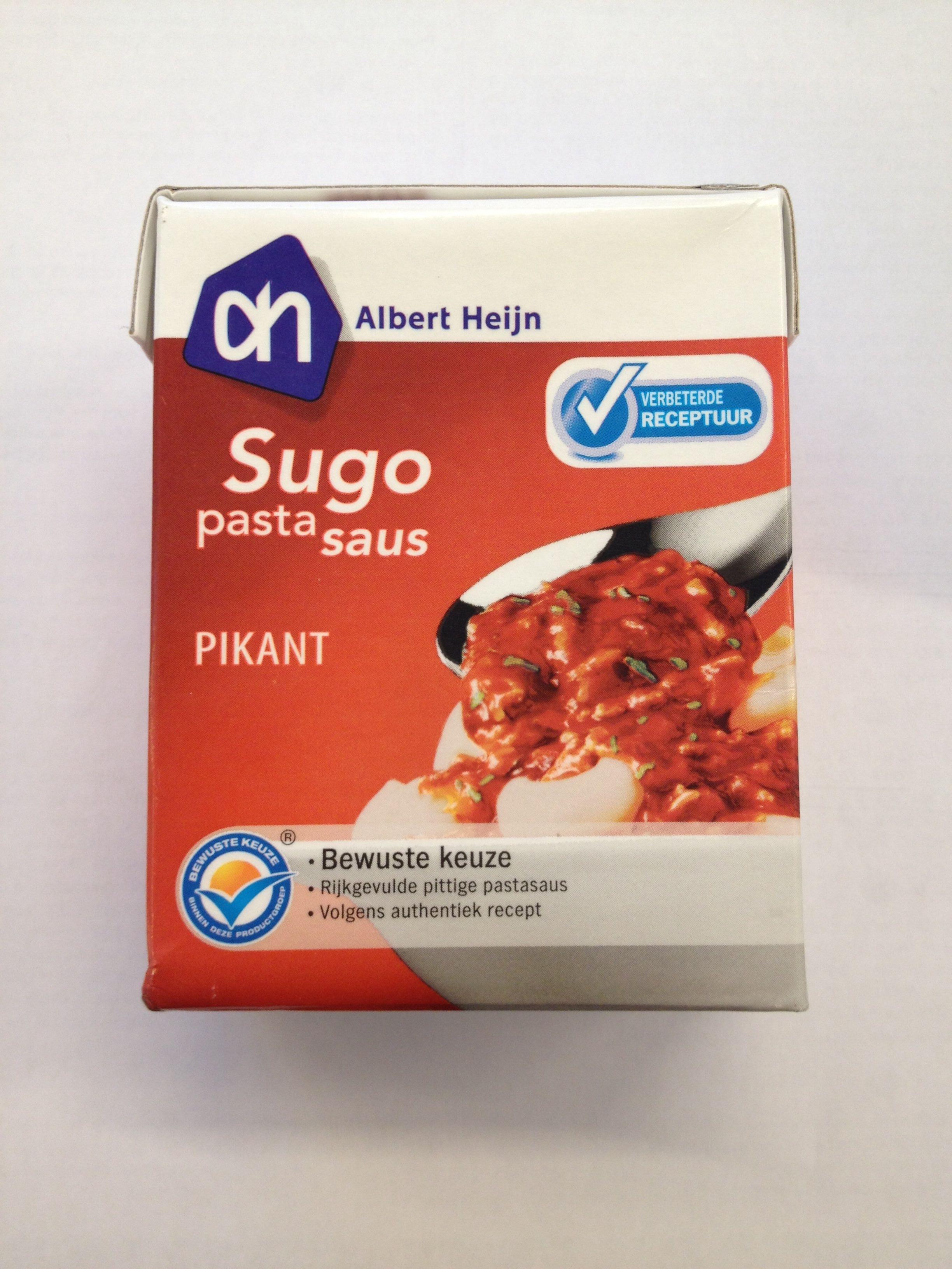 Slugo pasta saus - Product