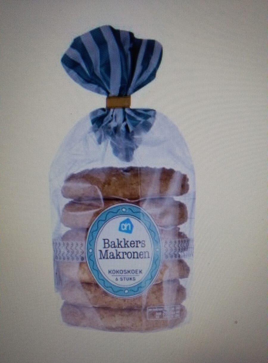AH Bakkers makronen - Product