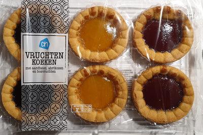 Vruchten koeken - Product