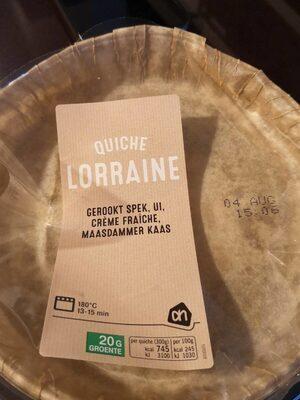 Quiche Lorraine - Product - nl