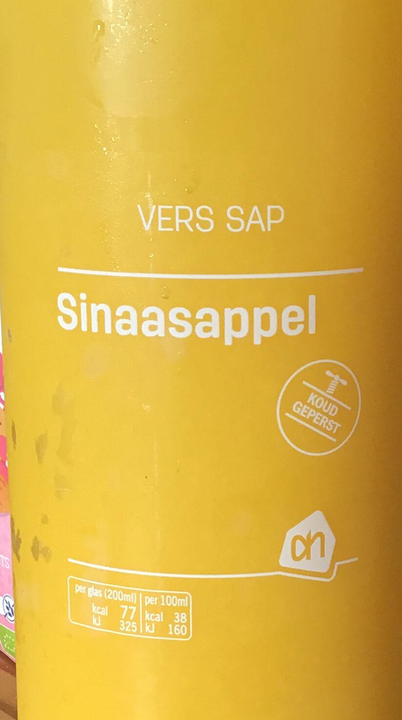 Vers sinaasappelsap - Product