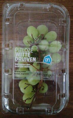 Seedless white grapes - Product - en