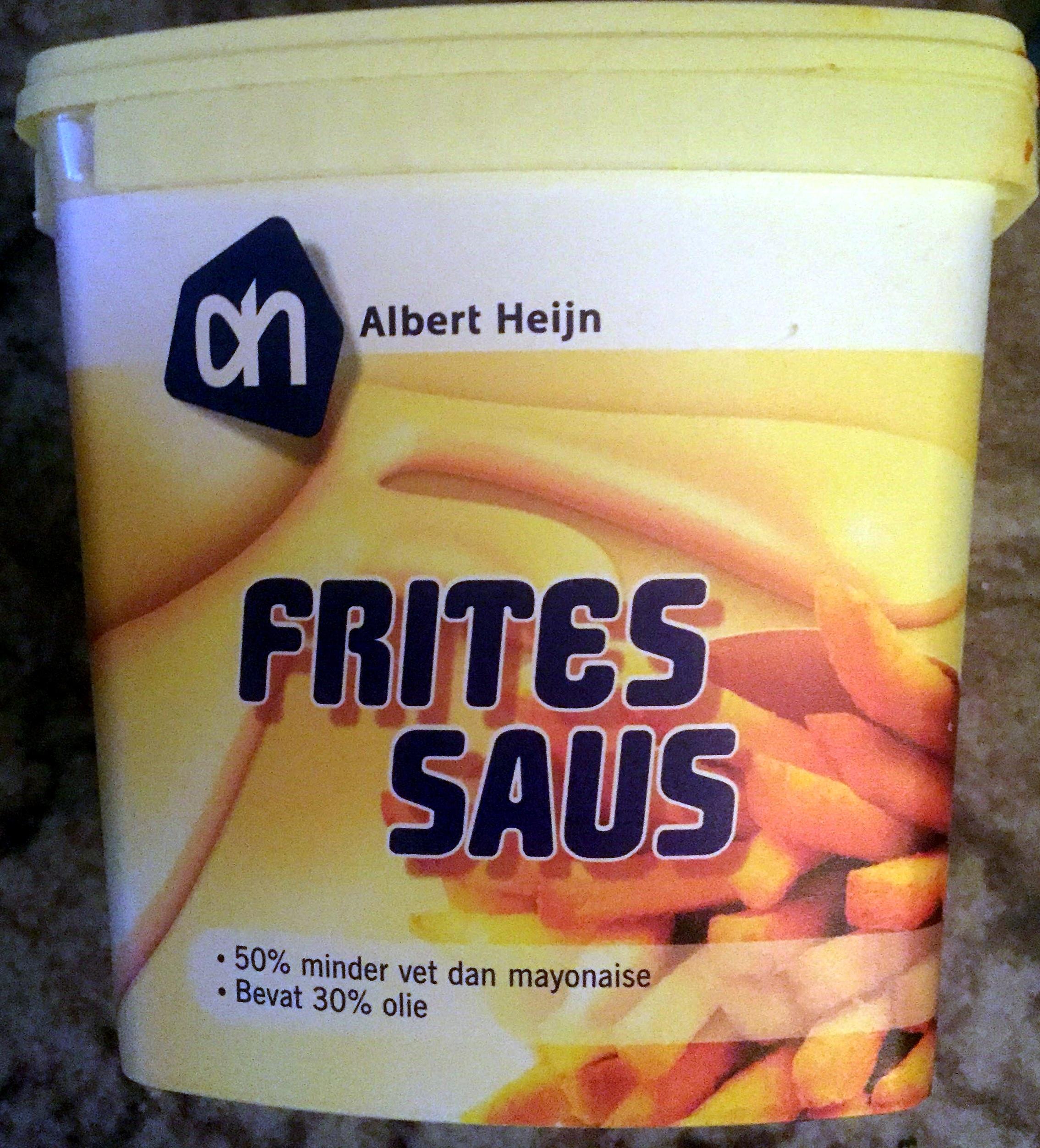 Frites Saus - Product