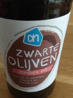 Zwarte olijven - Product - nl
