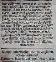 Rozijnen Krenten voordeelbollen - Ingrediënten - nl