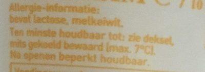 Crème fraîche - Ingrediënten - nl