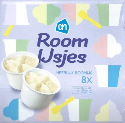 Roomijsjes - Product