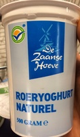 Roeryoghurt naturel - Product