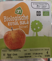 Biologische royal gala - Product