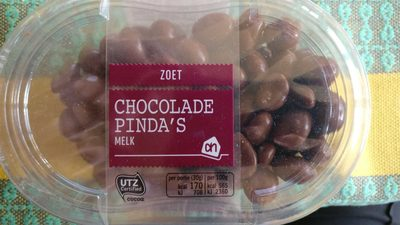 Chocolade Panda's - Product - nl