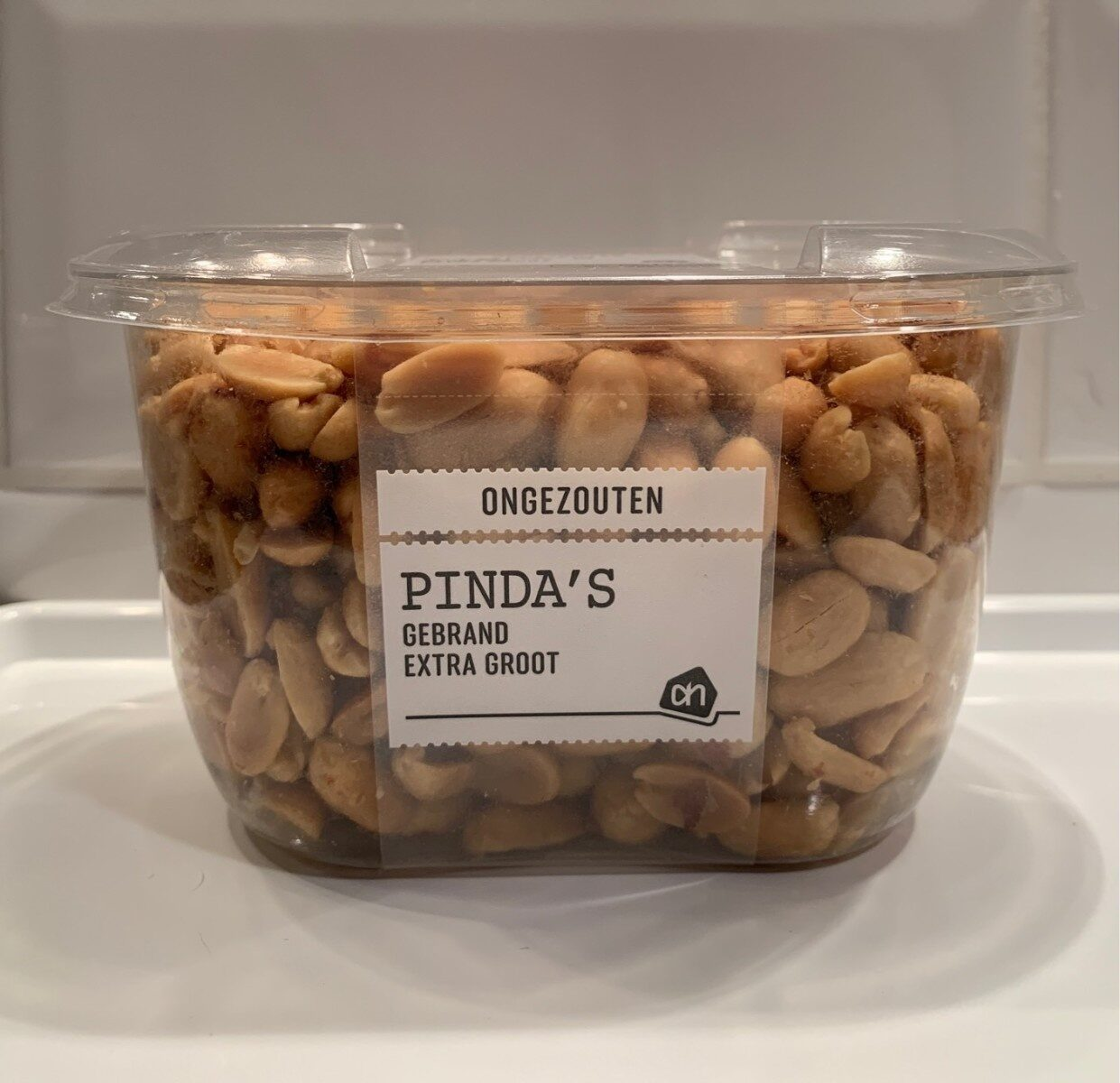 Pinda's unsalted - Product