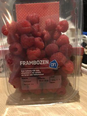 Frambozen - Produit - fr