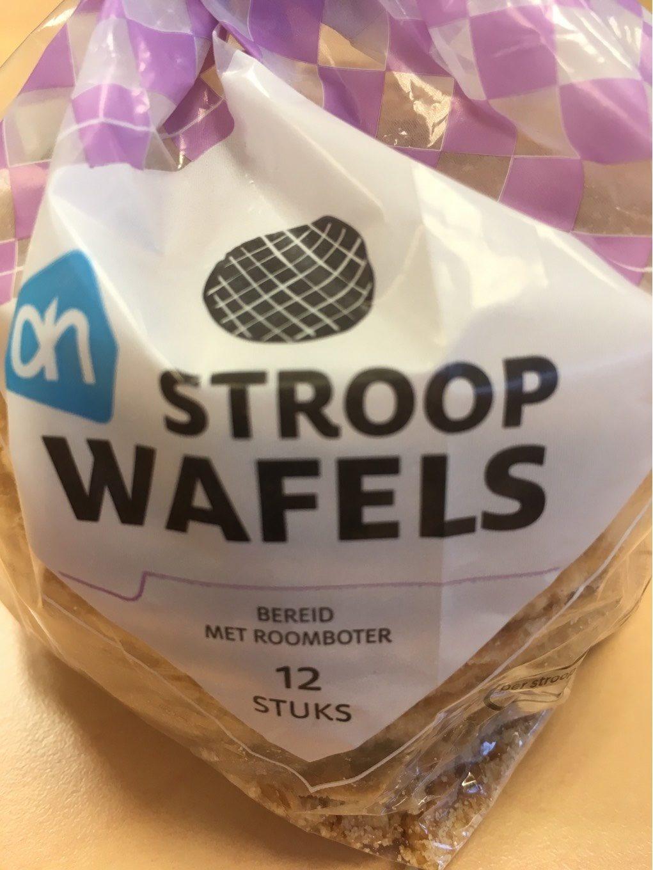 Stroopwafels - Product - nl