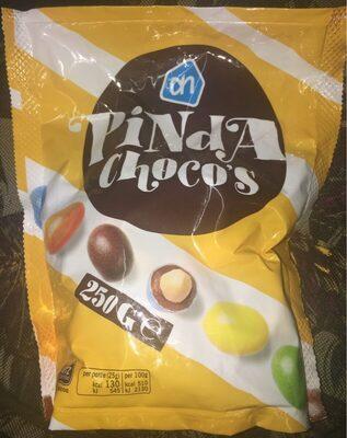 Pinda Choco's (M&M's) - Product - nl
