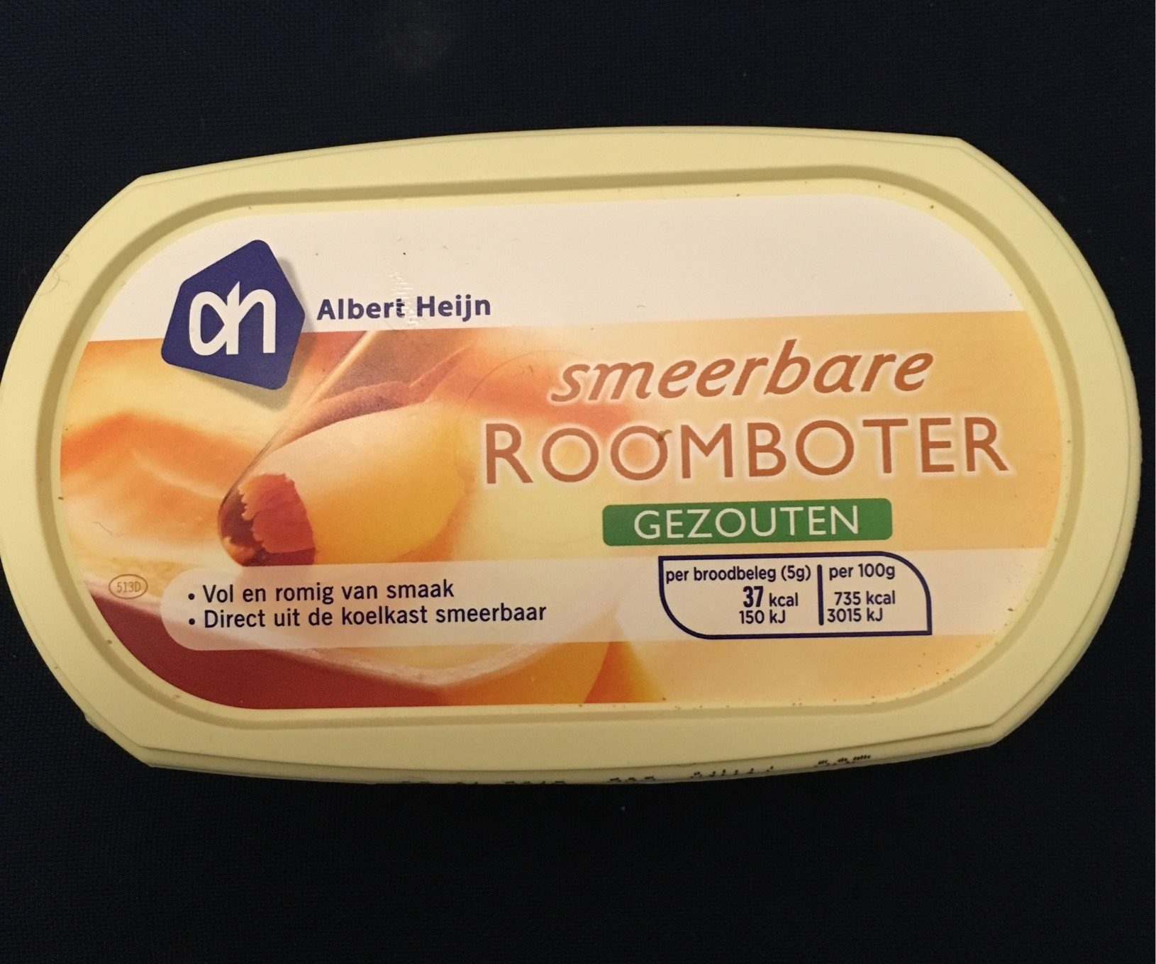 Smeerbare Roomboter - Product
