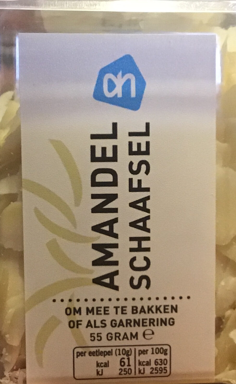 Amandelschaafsel - Product - nl