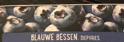 Blauwe Bessen - Ingredients