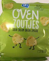 Ovenzoutjes Sour Cream Onion Smaak - Produit