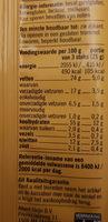 kids stengels - Nutrition facts - nl