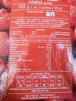 AH doosjevol Aardbeien - Ingrediënten