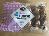 Albert Heijn Choco Luikse Wafels - Produit