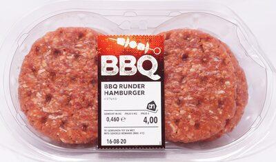 BBQ Runder Hamburger - Product - nl