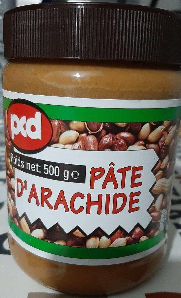 Pate d'arachide - Produit - fr