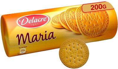 Delacre biscuits maria - Produit - fr