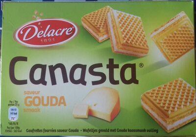 Canasta saveur Gouda - Produit - fr