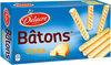 Delacre batons biscuits aperitifs fourres gouda l60g - Produit