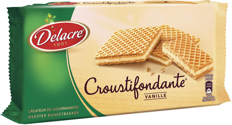 Croustrifondante Vanille - Product