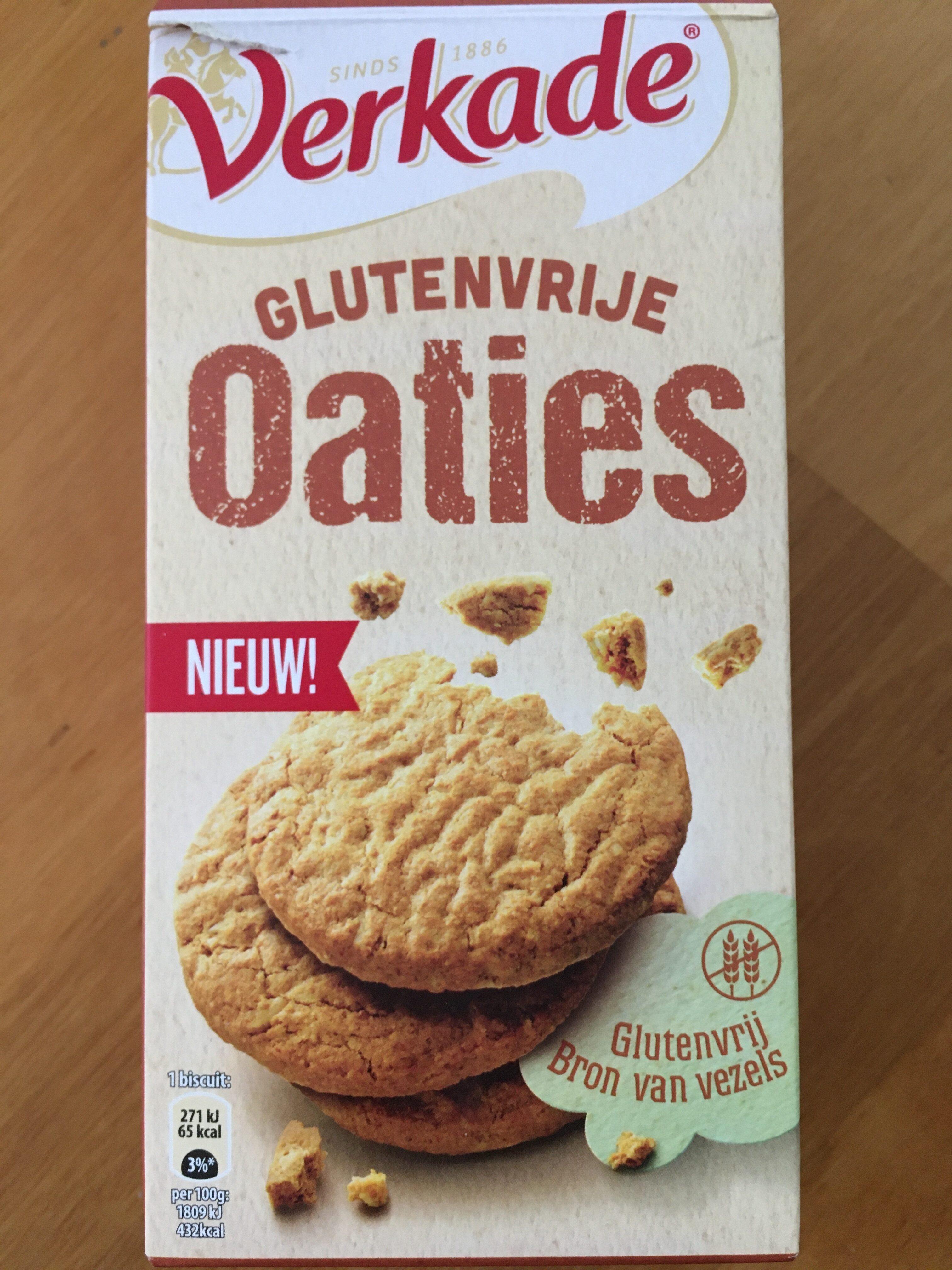 Verkade Glutenvrije Oaties - Product - nl