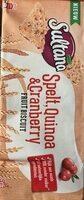 Spelt, Quinoa & Cranberry - Produit - fr