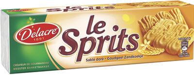 Delacre sprits original - Produit